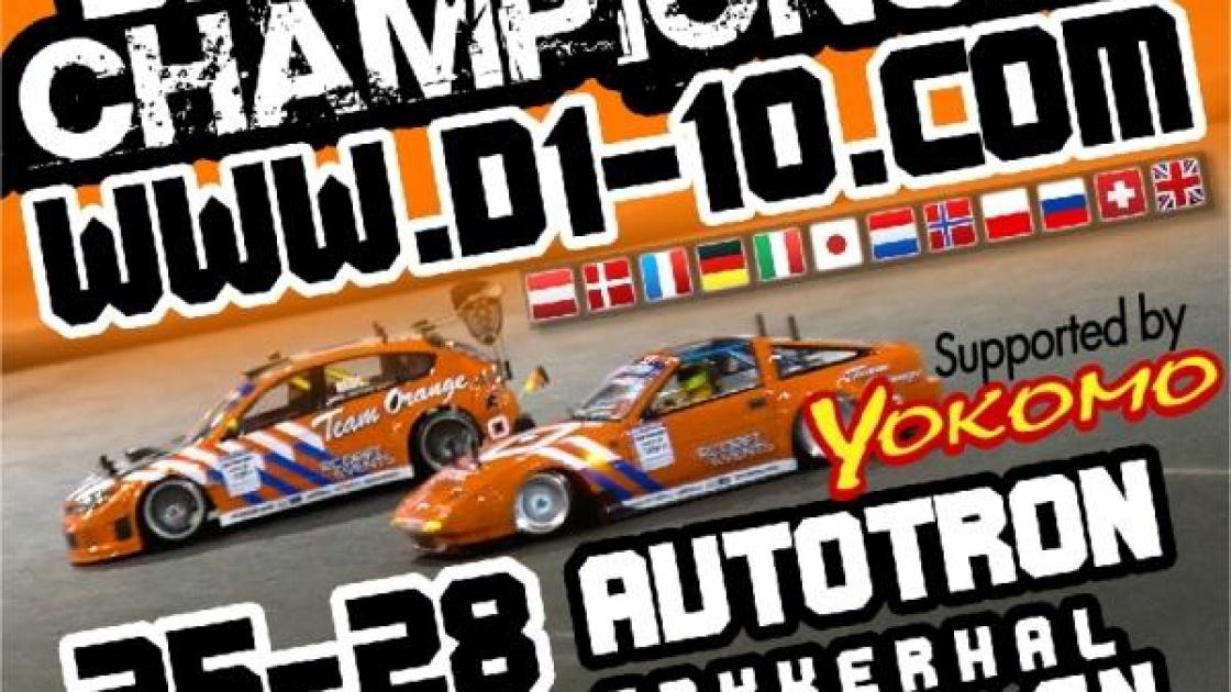 Open European RC Drift Championship 2012