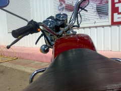 GX moto QM