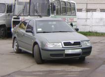 Skoda Octavia II (1Z3)