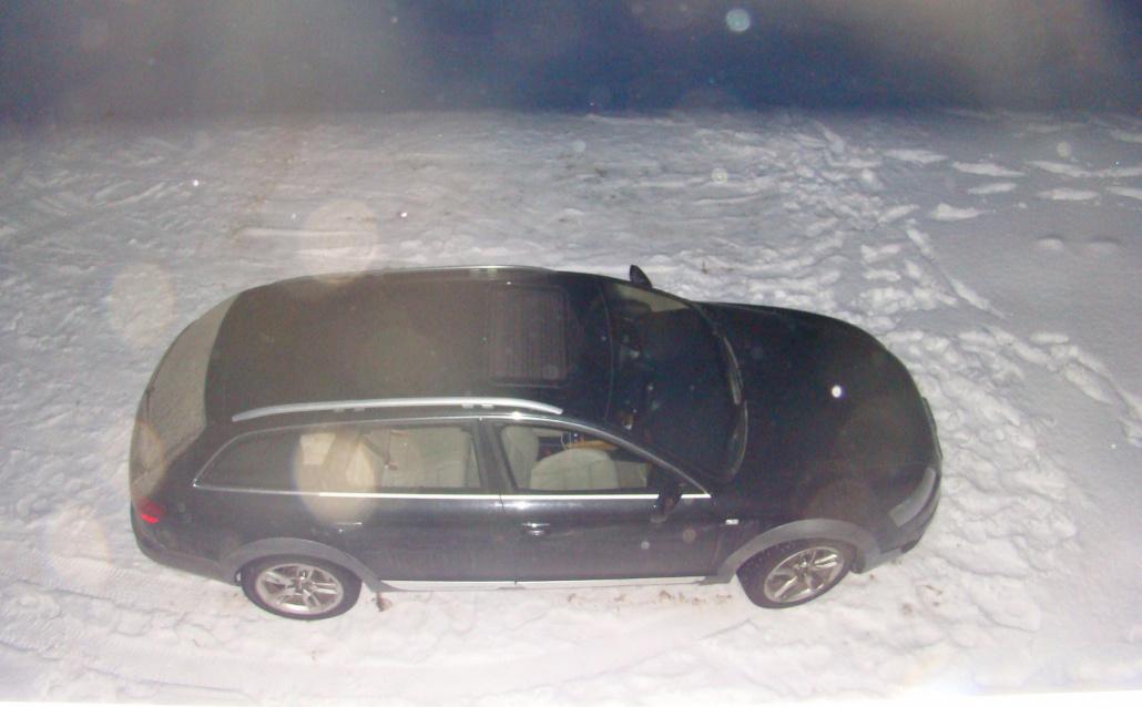 Audi A6 allroad quattro (4F,C6) Крошечка