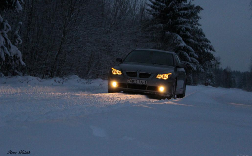 BMW 5er Touring (E61) Лисица