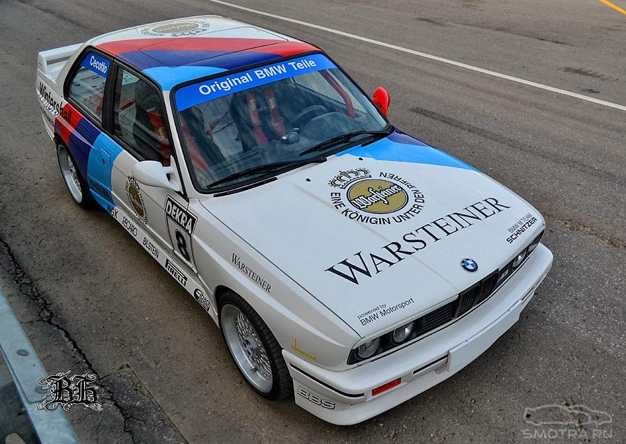///M3 E30 Warsteiner