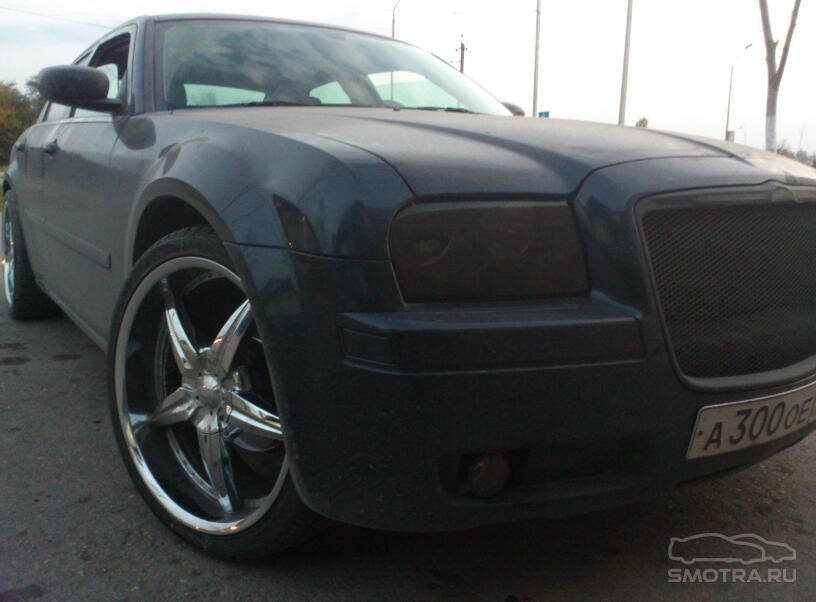 Chrysler 300C PUSSY WAGGON