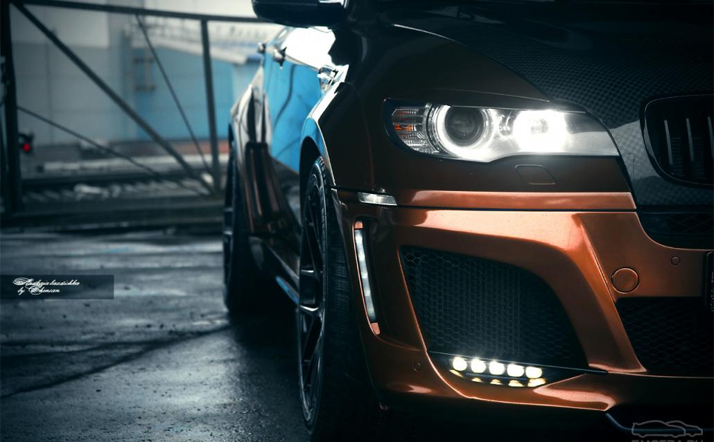 BMW X6 (E71 / E72) LUMMA CLR 650