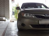 Subaru Impreza III Hatchback