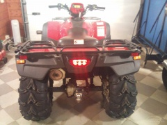 Honda FourTrax