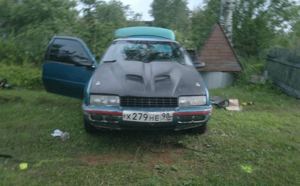 Chevrolet Beretta Береттик