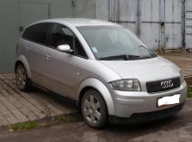 Audi A2 (8Z)