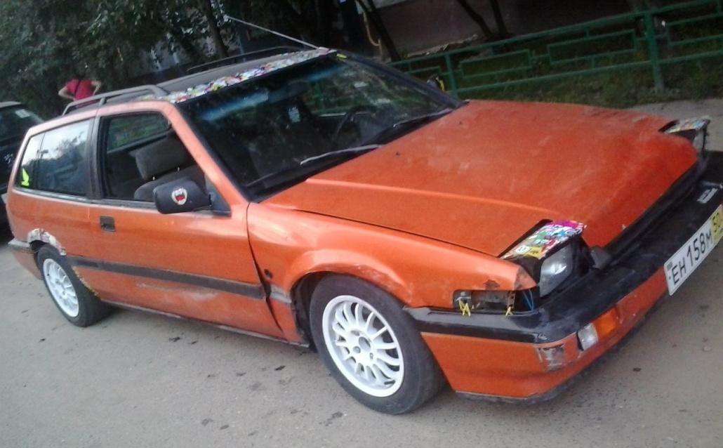 оранжевый дроволёт