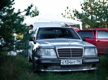 Mercedes-Benz E-klasse (W124)
