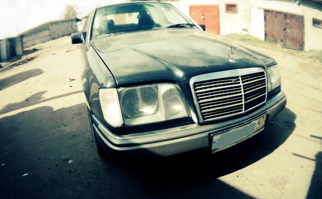 Mercedes-Benz 250 (W124) [Продана]Ешка
