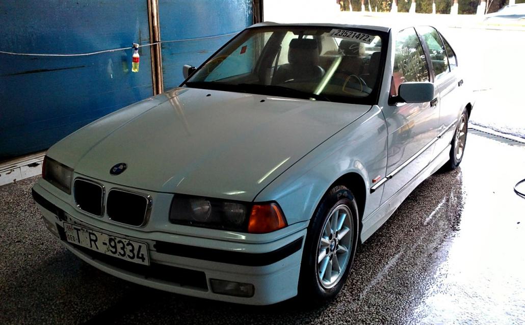 328i E36 MT5