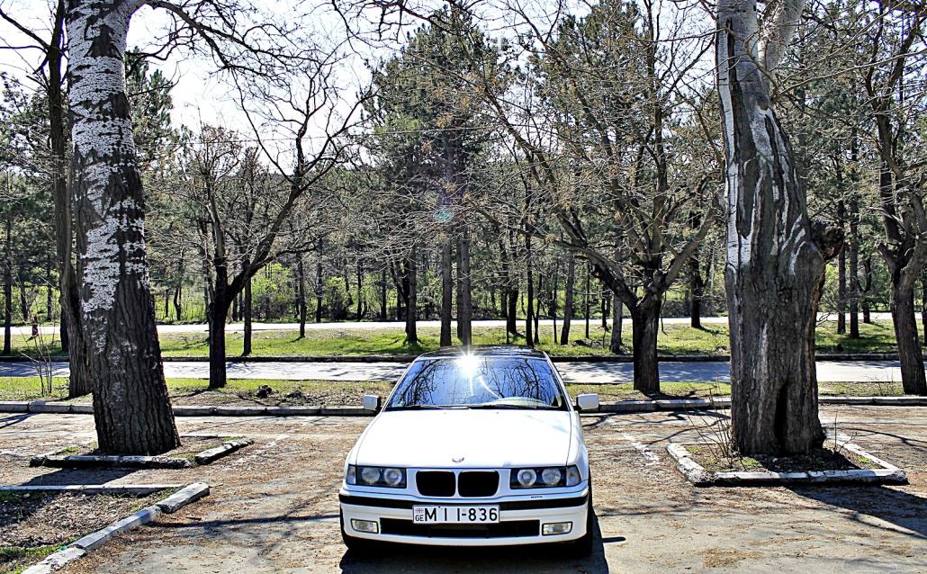 BMW 3er (E36) 328i E36 MT5