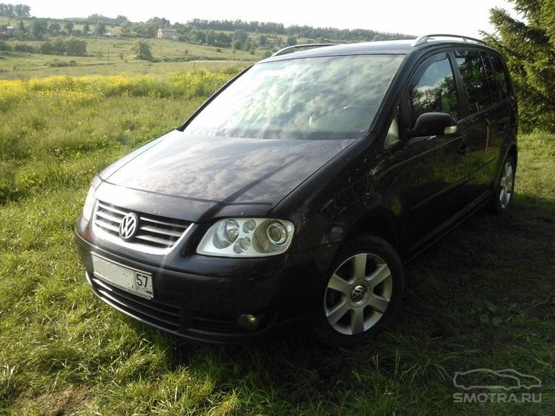 Volkswagen Touran 1T Продается