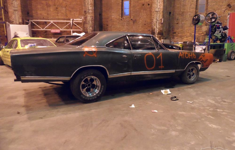Coroner R/T 1969