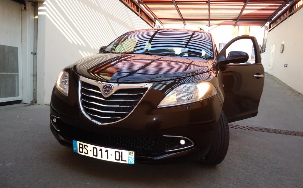 Lancia Ypsilon Italienne