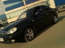 ЗАЗ Chance Sedan