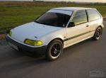 Honda Civic made in japan