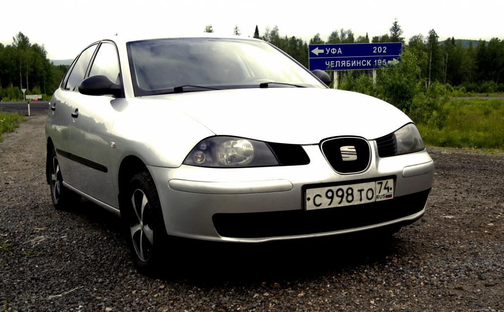 SEAT Ibiza III 100 HP