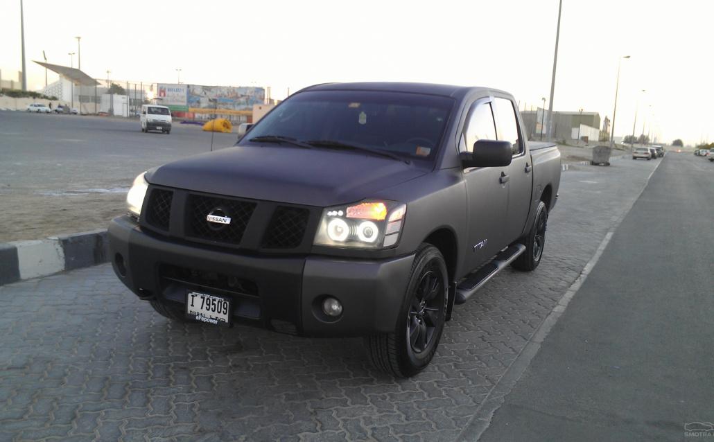 Nissan Titan T-Rex