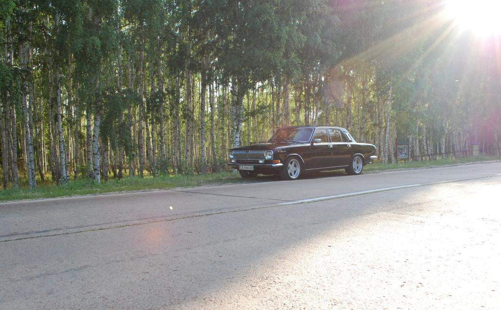 ГАЗ 24 Немецкая Волга