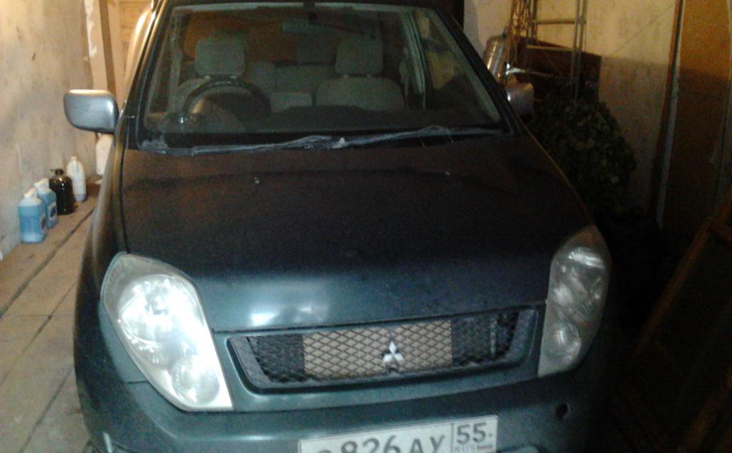 Mitsubishi Dingo (CJ) dingo