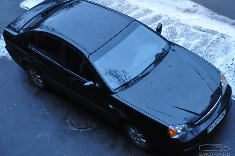 Chevrolet Evanda 2.0 мех
