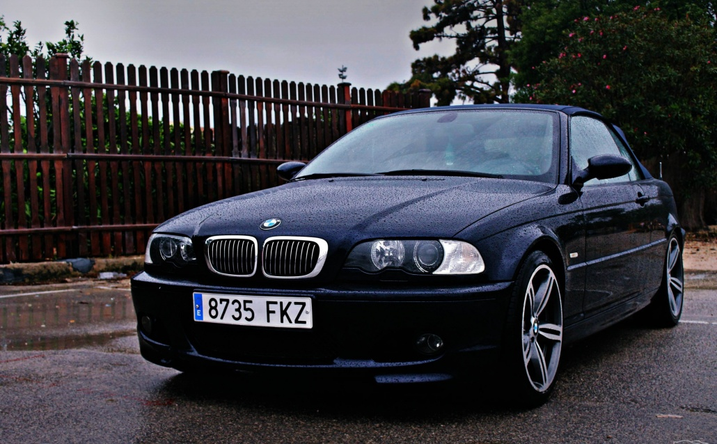BMW 3er Cabrio (E46) продана