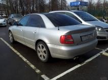 Audi S4 (8D,B5)