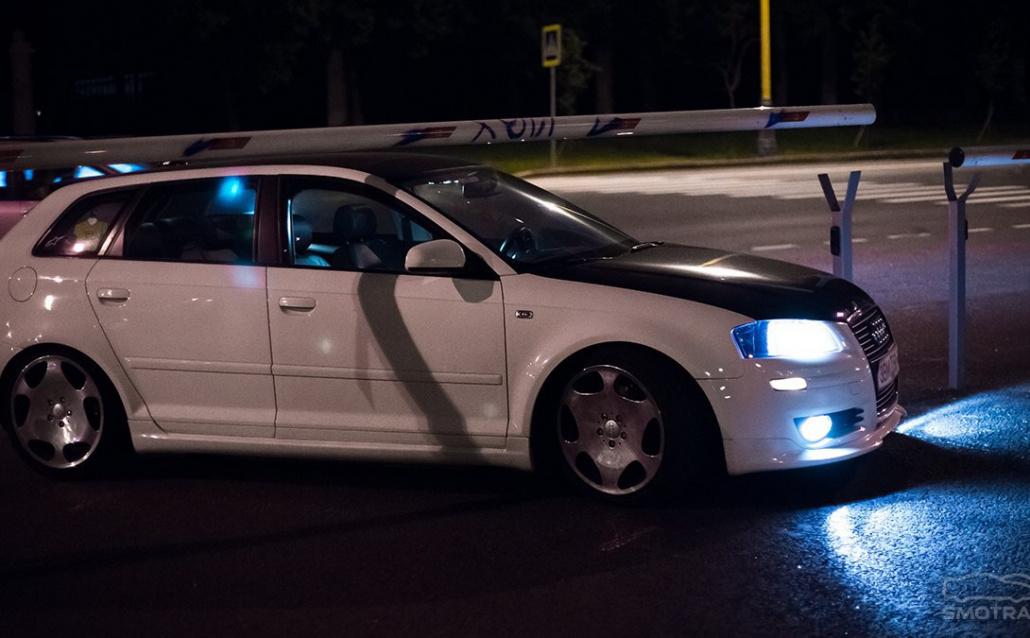 Audi A3 Sportback (8P) Vag