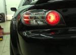 Mazda RX-8 черная фурия.