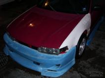 Honda Accord VII Coupe