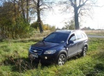 Chevrolet Captiva Darkly dark blue shark