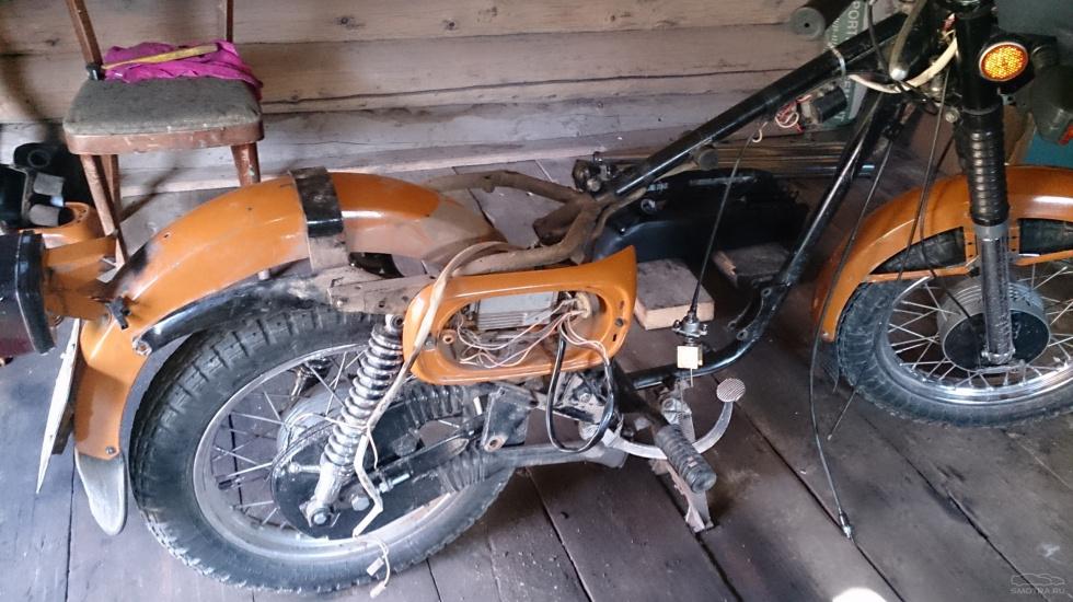 Все секреты по ремонту советских мотоциклов ИЖ - MirMotorBike 4