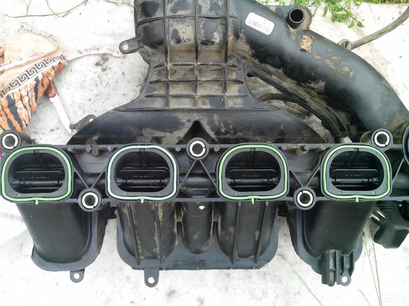 вихревые заслонки на форд мондео 3