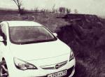 Opel Astra GTC White 1.4 Турбо МКПП