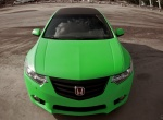 Honda Accord Type-S Green Blaze