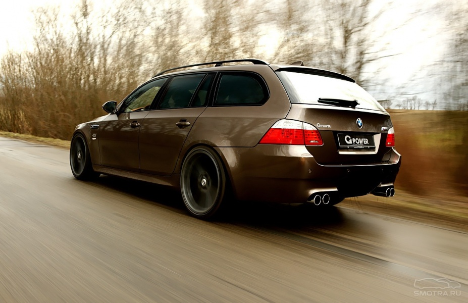 Bmw g-power m5 hurricane rs надписи