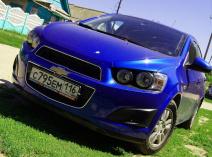 Chevrolet Aveo II Sedan