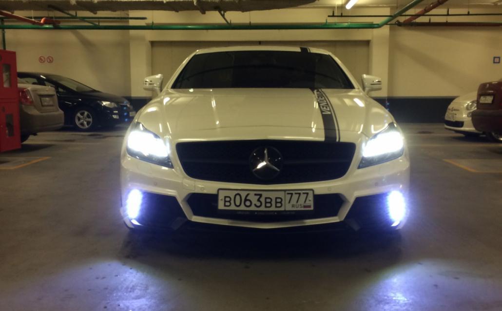 Mercedes-Benz CLS (C219) Vendetta 63