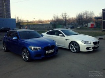 BMW 1er (F20) Hatchback 5-dr