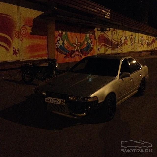 Nissan Cefiro D-Spec