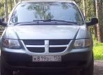 Dodge Caravan Begemot