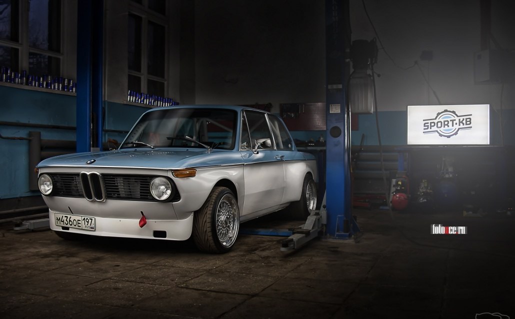 BMW 02 (E10) BMW 2002 Turbo SportKB