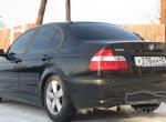 BMW черный самолет