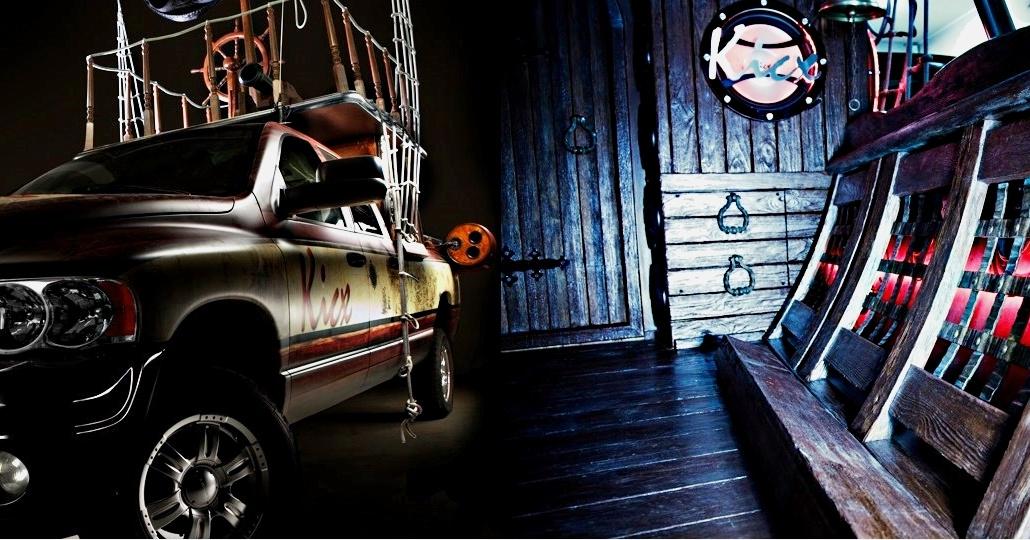Dodge Ram 1500 (DR/DH) KICXовая жемчужина