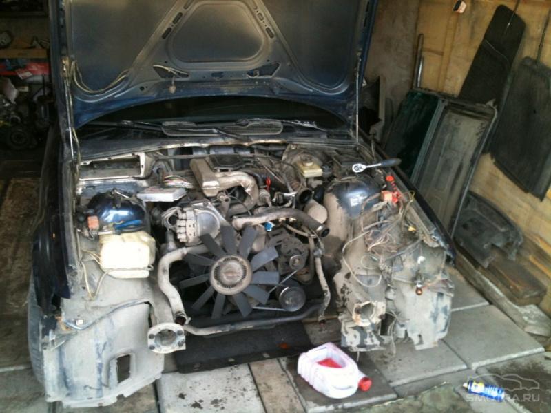 Масло BMW 5 Series V E60 Седан 530 xi 272 л.с.  id22664