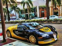 Bugatti EB 16.4 Veyron Super Sport