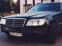 Mercedes-Benz S-klasse (W140)