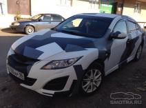Mazda Mazda 6 (GH) Sedan